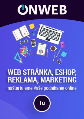 Tvorba web stránok Bratislava