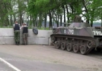 Slavjansk, video zakázané na sociálnych sieťach.