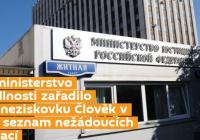 Český Člověk v tísni v Rusku končí