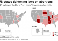 Drakonický potratový zákon Alabamy