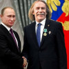Putinova cena Nohavicovi a Sacharovova Sencovovi