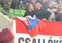 Zápas Maďarsko-Slovensko