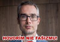 Sulík má na čele znak nacizmu, nie  fašizmu
