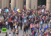 Berlín protestuje