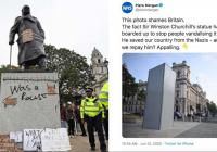 Churchill v ohrození