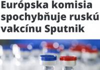 Štyri úmrtia po Sputniku V