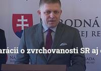 Deklarácia nezávislosti Slovenskej republiky