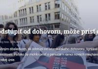 Prečo sa ťaženie EÚ proti Poľsku netýka aj Slovenska?