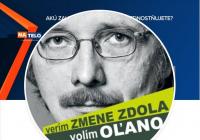 Z profilu Juraja Smatanu, volebného kandidáta OĽaNO