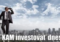 Kam investovať 20,- euro mesačne ?