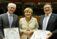 Deň konca II. svetovej vojny, Európy, EÚ a Rusko