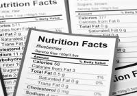 Ako správne označovať potraviny