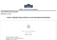 Prezident Trump vyhlásil núdzový stav