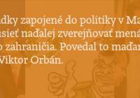 Problémy Maďarska sú aj naše problémy