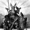 Dve mestá oddelené Odinovým trónom