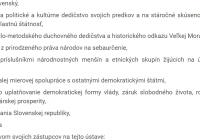 Chystá sa zmena charakteru Slovenska?