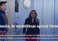 Koniec Istanbulského dohovoru na Slovensku nie je jeho koncom v EÚ