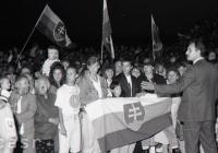 """K blížiacej sa """"pietnej"""" spomienke """"nežnú"""" revolúciu 1989"""