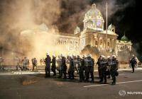 Viac o nepokojoch v Srbsku