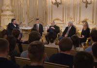 Rozhovory z prezidentského paláca