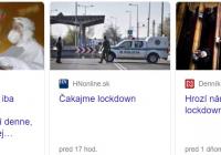 Pôjde Slovensko do lockdown?
