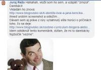 K identite Lívie a Jána Benčíka a zablokovaniu môjho fb účtu na 24 hodín