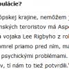 Čosi k psychológii zločinu a trestu (nič o Dostojevskom, alebo, možno aj…)