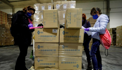 Čína vraj zaplavuje Európu chybnými zdravotníckymi prístrojmi a protetikou