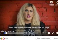 Anketa a anti cena Homofób roka