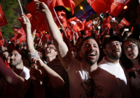 Nacionalizmus smerom dnu a von, nacizmus a fašizmus