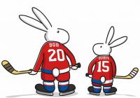 Hokejová cesta do finále