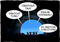 Vytunelovaný tunel čakal na vyšetrovateľa 10 rokov!