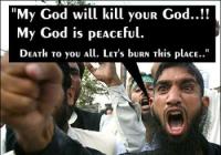 Urážka islamu je porušením ľudských práv(?)