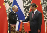 Ukrajina a rusko-čínska os