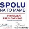 Plagát Hrušovského – zatiaľ najväčší prešľap prezidentskej kampane