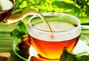 chutný čaj, základ pokojného dňa a noci