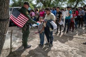Štátna hranica USA