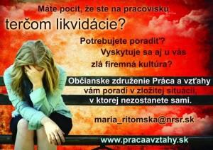 Práca a Vzťahy o.z
