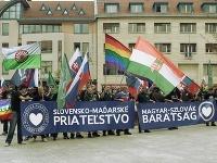 Stránka hlása priateľstvo medzi Slovenskom a Maďarskom