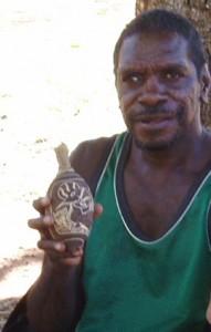 Aborigínec