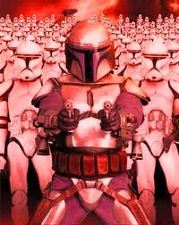 Armada klonov Kolesik 3