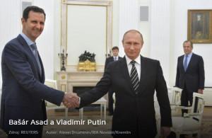 Assad a Putin