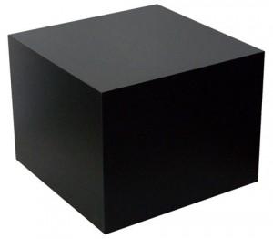 Cierna kocka