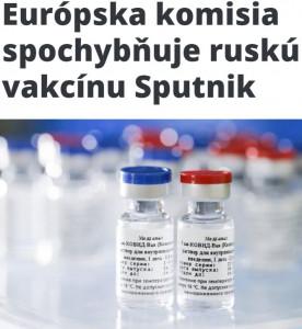 EK a Sputnik