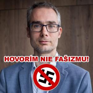 Hovoríme nie fašizmu
