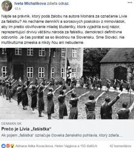 Iveta Molnárová fb