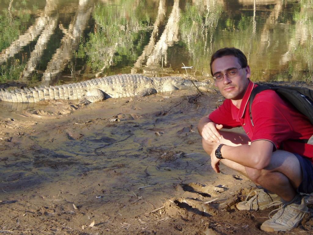 Krokodíl a ja