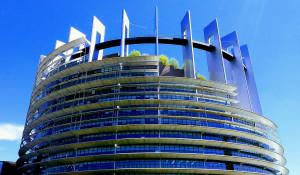 Parlament EÚ Štrasburg