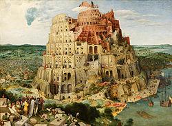 Pieter Brueghel Babylon