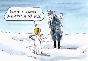 T.G. Masaryk Nebát se a nekrást